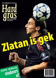 Hard Gras 82 – Zlatan is gek